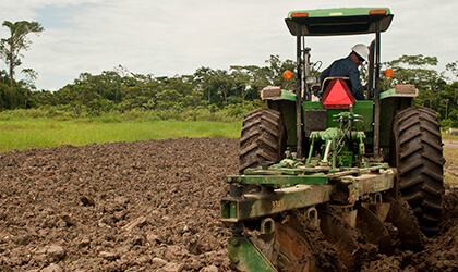 Biorremediación de suelos contaminados y disposición final