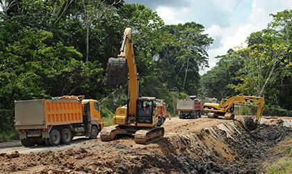 Evacuación y transporte de materiales peligrosos a nivel nacional